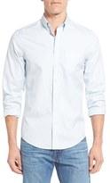 Gant Men's Trim Fit Pinpoint Oxford Sport Shirt