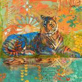 Parvez Taj South China Tiger Art Print on Canvas