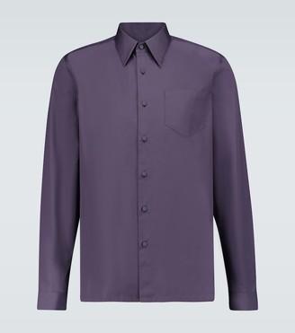 Prada Long-sleeved classic shirt