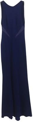 Galvan Blue Dress for Women