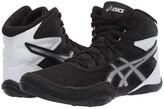 Asics Kids Kids Matflex 6 (Toddler/Little Kid/Big Kid) (Black/Silver) Kids Shoes
