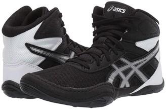 ASICS Kids Matflex 6 (Toddler/Little Kid/Big Kid) (Black/Silver) Kids Shoes