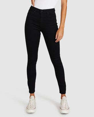 Ksubi Women's Jeans - Hi N Waisted Denim Jeans - Size One Size, 24 at The Iconic