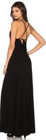 Bella Luxx Low Back Maxi Dress