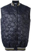 Stella McCartney Sabine star quilted gilet - women - Polyamide/Polyester/Spandex/Elastane/Wool - 38
