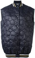 Stella McCartney Sabine star quilted gilet