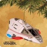 "Hallmark Delta Flyer"" Star Trek: Voyager"