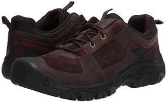 Keen Targhee III Casual (Dark Earth/Fired Brick) Men's Shoes
