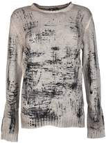 Avant Toi Patterned Sweater