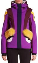 Fendi Fur Monster Ski Jacket