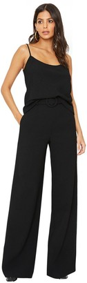 Black Halo Terrell Two Piece Jumpsuit