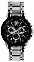 Versace Character Collection VQN040015 Men's Stainless Steel Quartz Watch