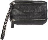 Givenchy Women's Pandora Wristlet-BLACK