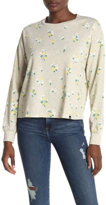 Circlex All Over Floral Sweatshirt