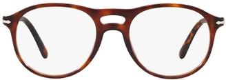 Persol Aviator Frame Glasses
