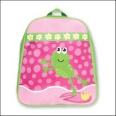 Stephen Joseph Girl Frog Go Go Backpack