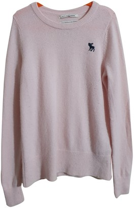 Abercrombie & Fitch Pink Cashmere Knitwear for Women