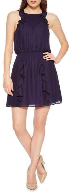 Parker Milly Silk Blend Dress