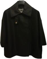 Giambattista Valli Blue Cotton Jacket for Women