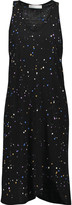 Kain Label Everly paint-splattered cotton and modal-blend jersey dress