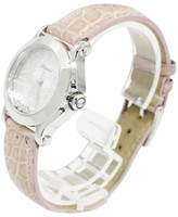 Chopard Happy Sport Mark ll Diamond Mother Of Pearl Dial Steel Ladies Watch