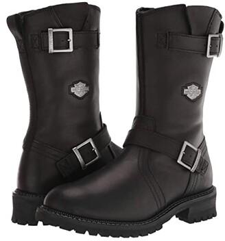 Harley-Davidson Stahl (Black) Men's Shoes
