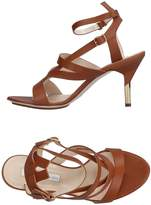Burak Uyan Toe strap sandals - Item 11250732