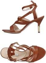 Burak Uyan Toe strap sandals