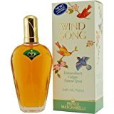 Prince Matchabelli WIND SONG by COLOGNE SPRAY NATURAL 2.6 OZ for WOMEN