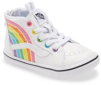 Vans x FLOUR SHOP Kids' ComfyCush Sk8-Hi Sneaker