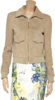 D&G Suede bomber jacket