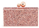 Sophia Webster 'Clara' crystal embellished box clutch