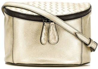 Bottega Veneta Intrecciato detail belt bag