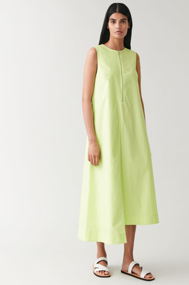 Cos Asymmetric Layered Dress