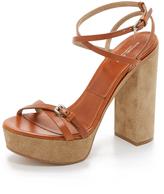 Michael Kors Alma Platform Sandals