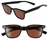 Salt Men's Reiner 51Mm Polarized Sunglasses - Black