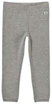 Hust&Claire Light Grey Melange Jersey Leggings