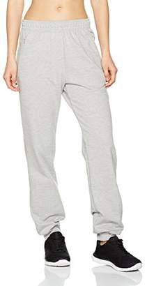 Trigema Women's Damen Jogginghose Trousers - Grey
