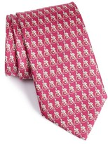 Salvatore Ferragamo Men's Novelty Silk Tie