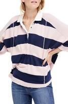Free People Women's Yuki Oversize Polo