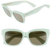 Kate Spade 'lorelle' 53mm Cat Eye Sunglasses