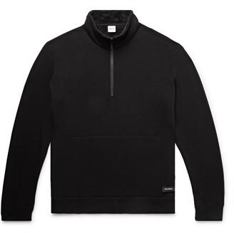 Aspesi Jersey Half-Zip Sweatshirt