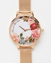 Olivia Burton English Garden Watch