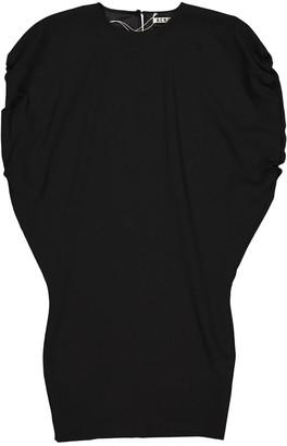 Acne Studios Black Viscose Dresses