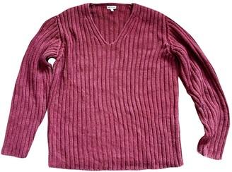 Hermes Red Silk Knitwear for Women