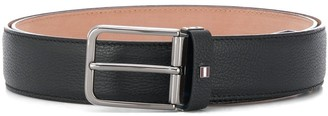 Bally Polished Buckle Belt