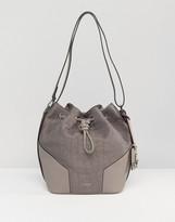 Calvin Klein Logo Bucket Bag