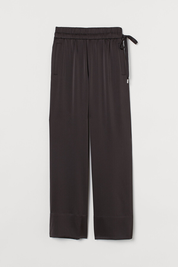 Thumbnail for your product : H&M Wide pull-on trousers