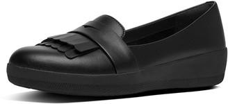 FitFlop Vianne Fringe Trim Sneaker Loafer