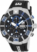Technomarine Men's Reef 45mm Silicone Band Automatic Watch Tm-515021
